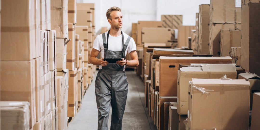 Formation d'amélioration des flux logistiques